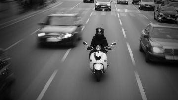 Los motoristas van mucho más desprotegidos que un conductor de coche