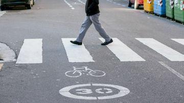 Circular a 30km/h