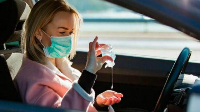 Los componentes del gel pueden afectar a nuestro vehículo