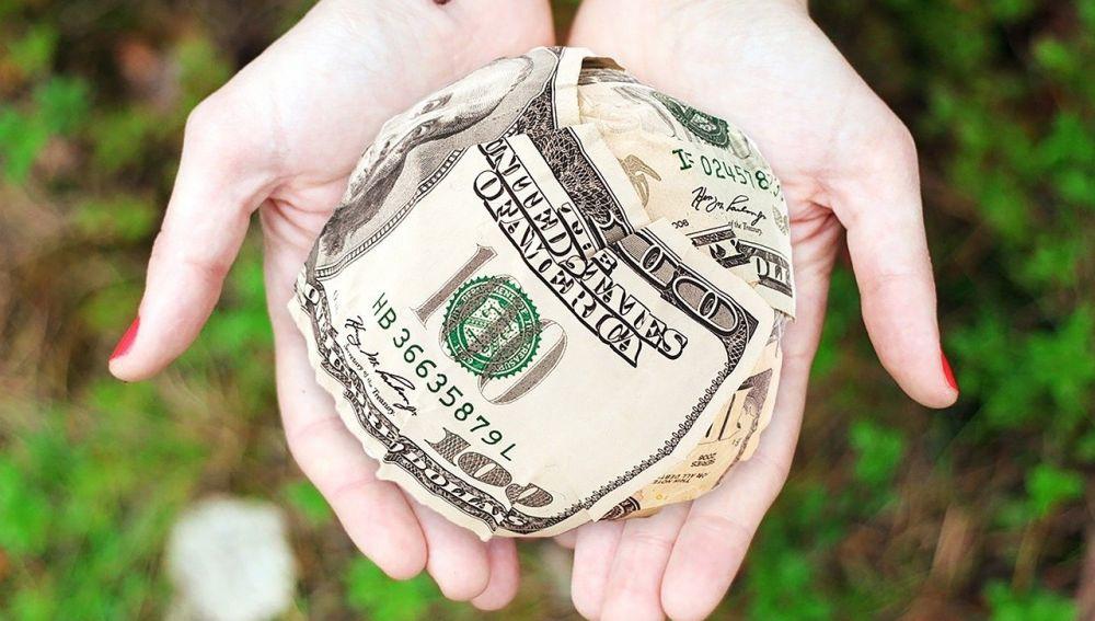 Donaciones de dinero