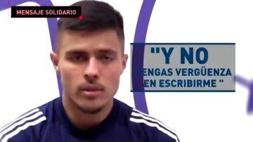 El gesto solidario de Juanjo Narvaez