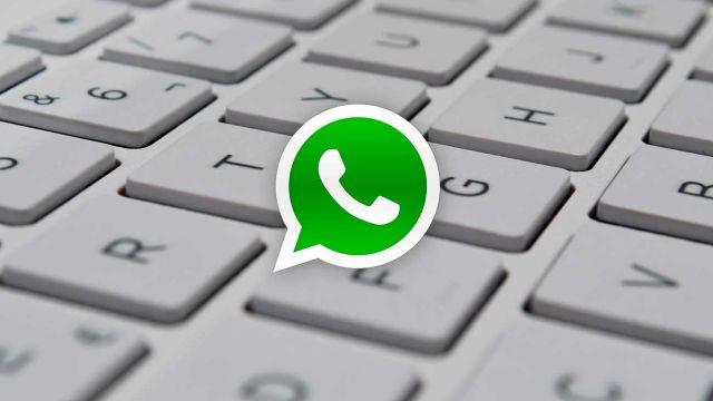 Controla WhatsApp web sin levantar las manos del teclado