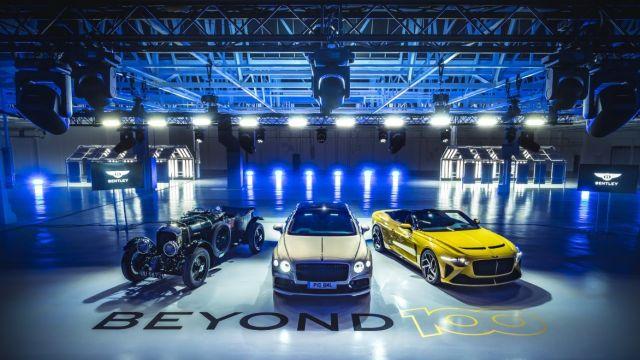 Bentley comercializara eléctricos en 2030
