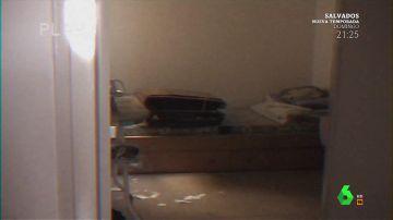 Las imágenes del lugar donde Helena Jubany pasó sus últimas horas antes de morir