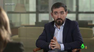 """Ignacio Escolar: """"Si el rey emérito ingresaba 300.000 euros en España y 65 millones en Arabia Saudí, ¿para quién trabajaba?"""""""