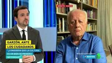 Alberto Garzón en El Objetivo