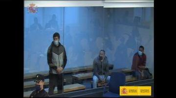 Juicio contra los tres acusados por los atentados de Barcelona y Cambrils