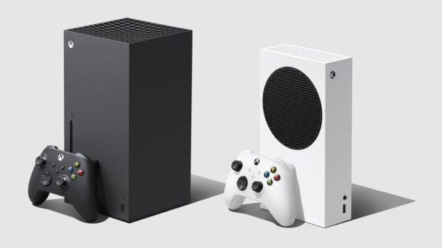 Nuevas Xbox Series X y Xbox Series S.