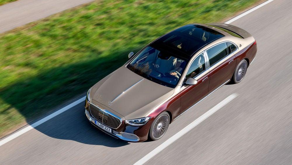 Maybach se ha convertido en en el summum del lujo de Mercedes