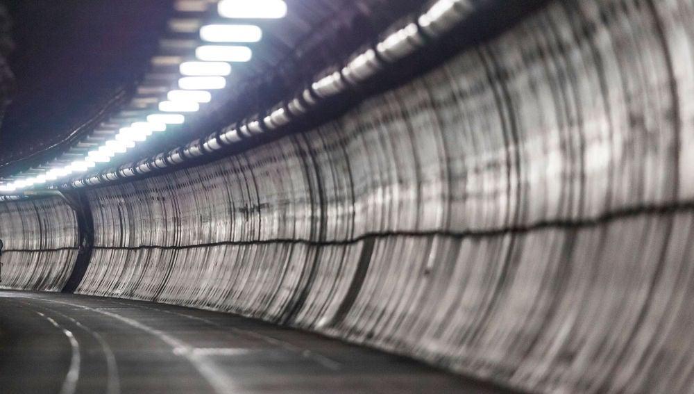 Los túneles son zonas donde la visibilidad se ve ligeramente comprometida