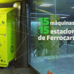 Llega el futuro del reciclaje: así son las papeleras inteligentes