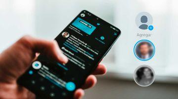 Desactiva las historias de Twitter