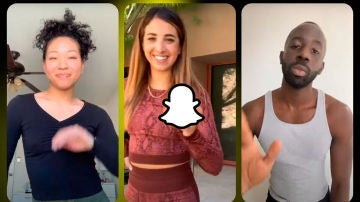 Los nuevos Spotlight de Snapchat