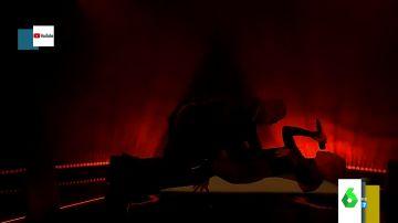 La espectacular actuación de Jennifer López y Maluma que subió la temperatura en los American Music Awards