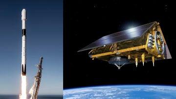 Lanzado un nuevo Sentinel para vigilar la subida del nivel del mar