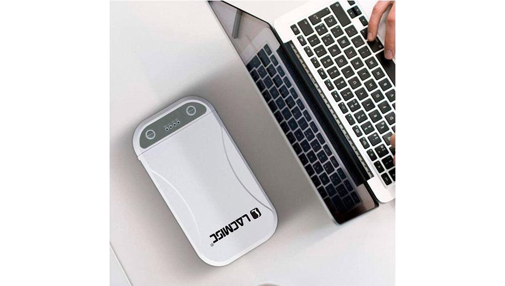 Esterilizador de móviles hasta 6.5 pulgadas