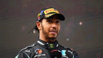 Lewis Hamilton, quinto 'Sir' de la Fórmula 1