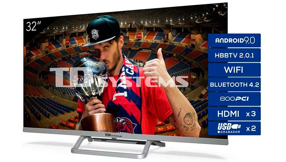 Smart TV TD Systems