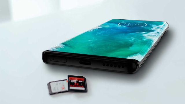 Amplia el almacenamiento interno del móvil