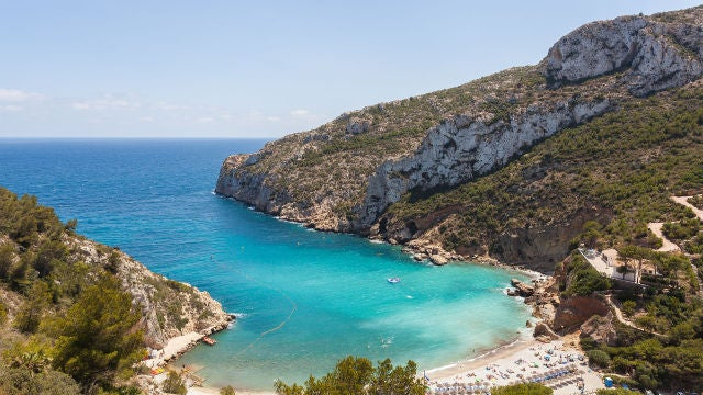 Playas. Comunidad Valenciana