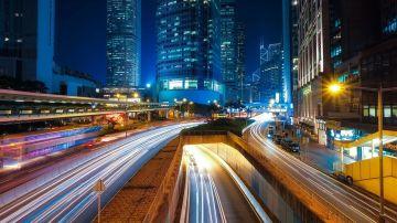 Tráfico en las ciudades