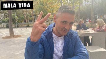 Jesús Contreras Porcel, el 'atracador del chándal'