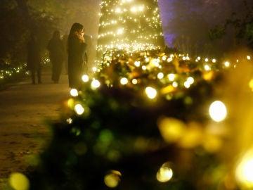 Más de tres millones de euros en luces: el gasto de Madrid en la Navidad de 2020