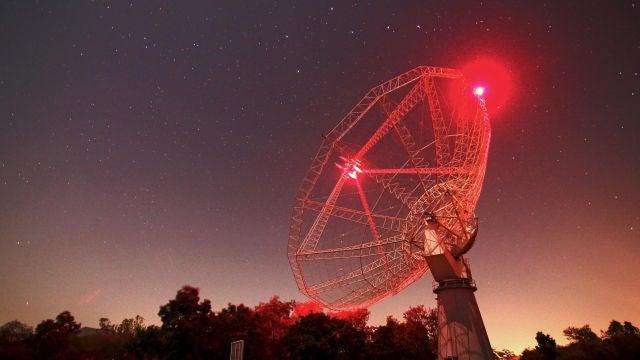 Radiotelescopio GMRT de India