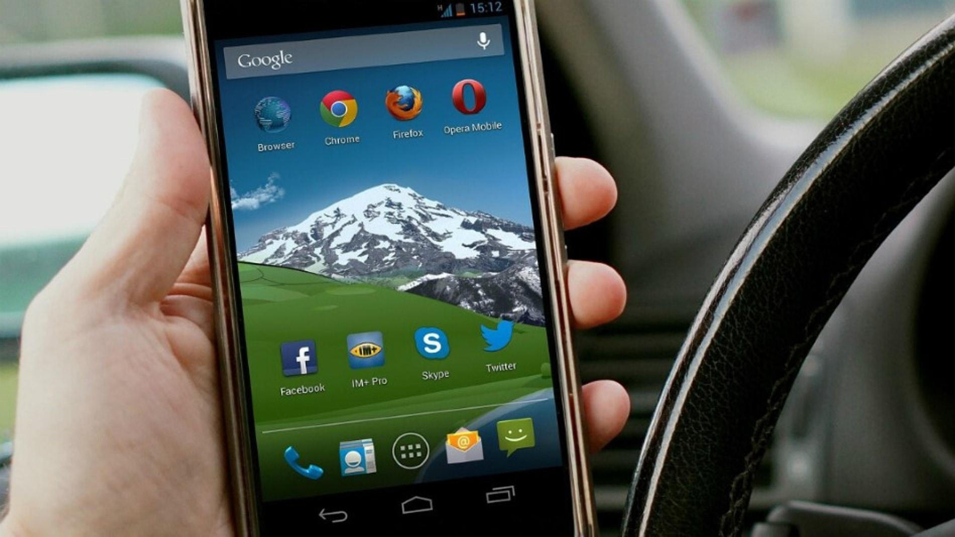 Aplicaciones del móvil