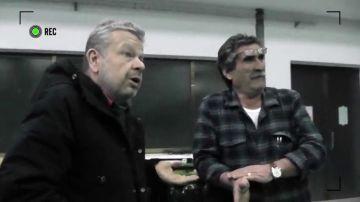 Gritos, denuncias y máxima tensión en la investigación de Alberto Chicote sobre el fraude del reetiquetado