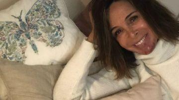 Imagen que la actriz Lydia Bosch ha compartido en sus redes