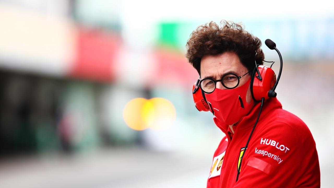 Mattia Binotto, de Ferrari