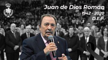 Muere Juan de Dios Román