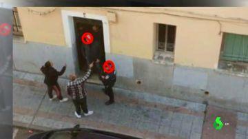 Piden cuatro años y medio de prisión contra un miembro de la PAH por fotografiar un desahucio y subirla a redes sociales
