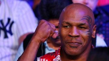 Mike Tyson, el boxeador regresó tras 15 años fuera del ring