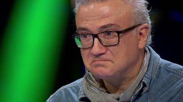 """Las lágrimas de Fernando al recordar la razón por la que """"sabe tanto"""" que conmueve a Divididos"""