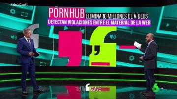 ¿Por qué ha eliminado Pornhub más de 10 millones de vídeos? No podía asegurar que en ellos no hubiera violaciones