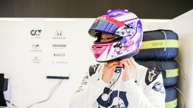 Yuki Tsunoda estará en la F1 en 2021