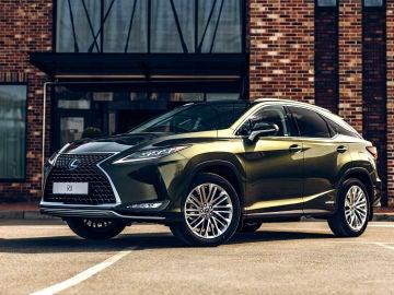 El RX ha servido de base a los demás crossovers de Lexus