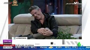 ¿Pone Alejandro Sanz sus canciones para mantener relaciones sexuales? Así ha respondido el cantante a David Broncano en 'La Resistencia'