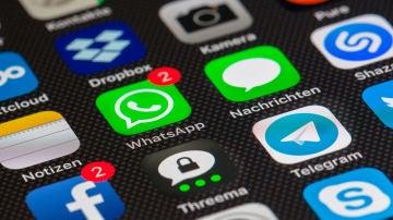Aplicación del móvil de WhatsApp