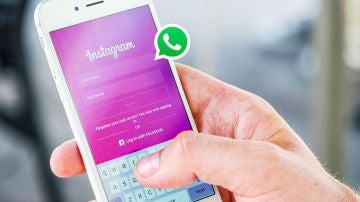 Instagram y WhatsApp