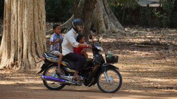 Con el coronavirus, el uso de la motocicleta se ha extendido