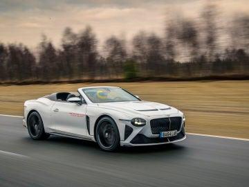 Bentley construirá solo 12 ejemplares del Bacalar