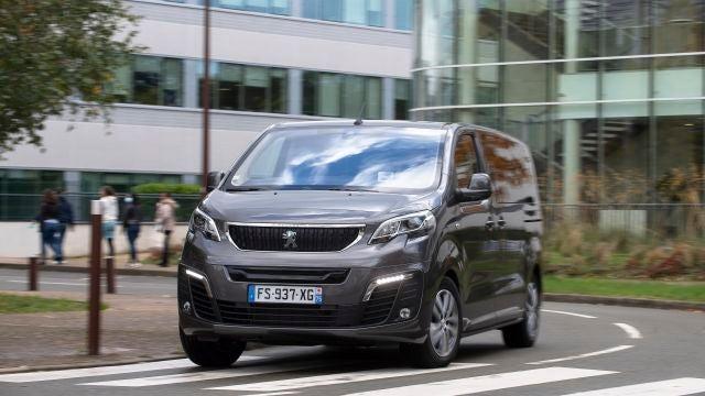 La e-Expert es la sexta furgoneta de la firma francesa que logra el galardón