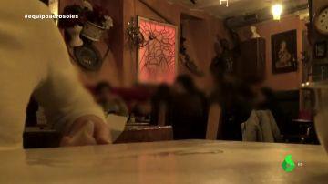 Imagen de un bar de Madrid