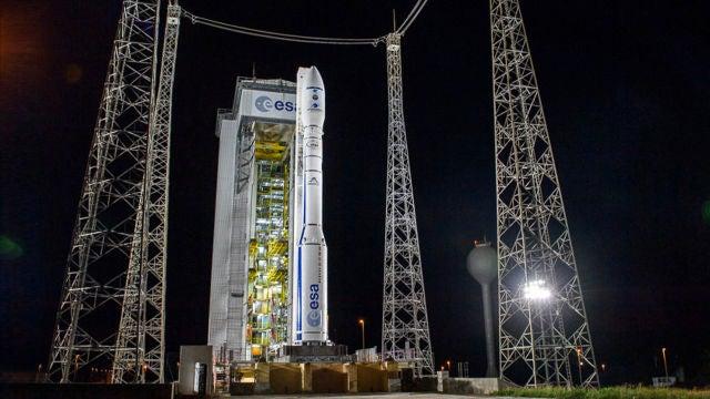 Un procedimiento de integracion confuso en el cohete Vega desencadeno la perdida del satelite Ingenio