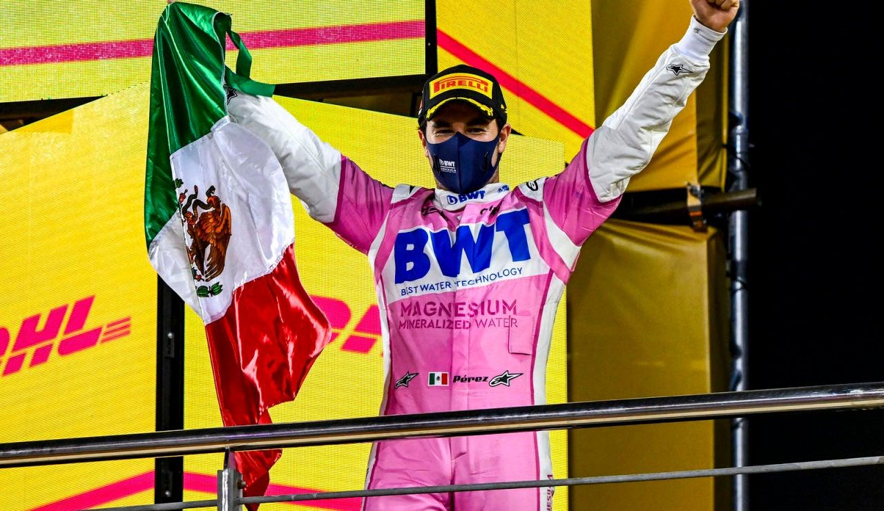 Sergio Pérez será piloto de Red Bull en 2021