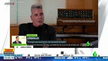 El 'dardo' de Loquillo a los negacionistas en Liarla Pardo