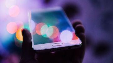 Un teléfono Android